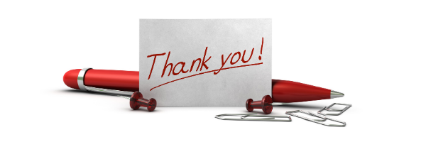 Thank you from HomeSec Business Finance